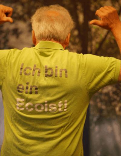 Ich bin ein Ecoist!
