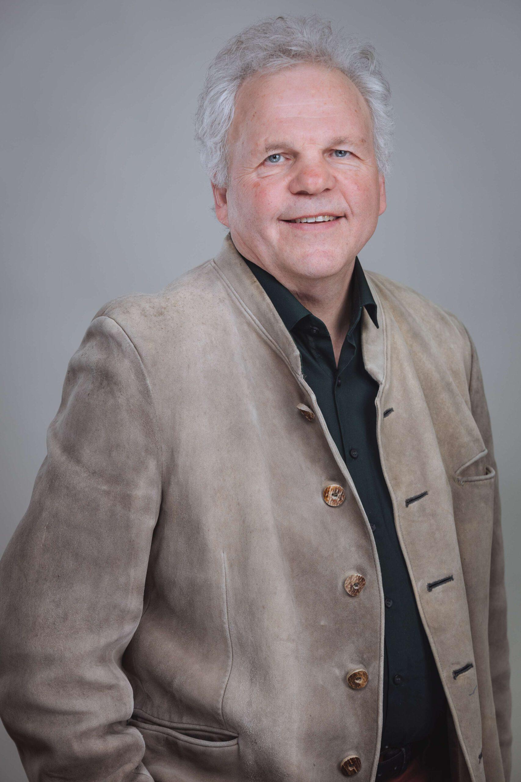 Wilfried Brunck - Experte für nachhaltiges Investieren